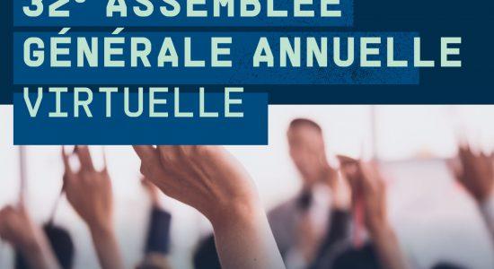 32e assemblée générale annuelle