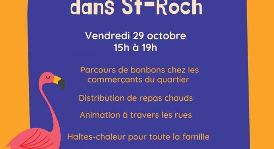 Fête d'Halloween Saint-Roch