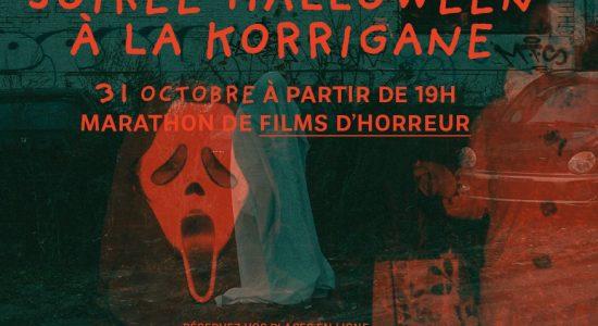 Marathon de films d'horreur